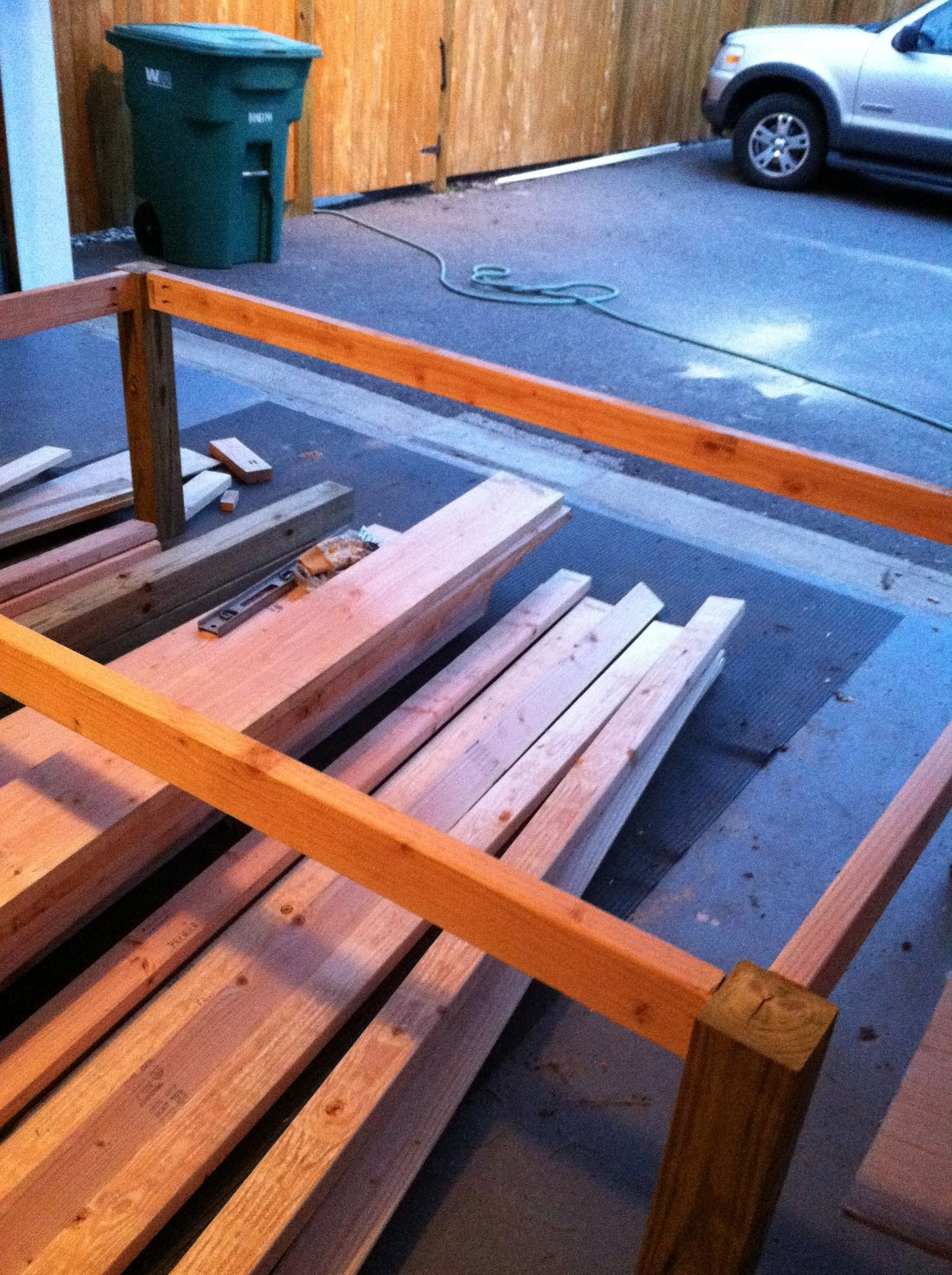 Pine Tree Home Building My Own Outdoor Wood Farm Table