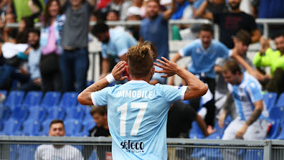 Highlight Lazio 4-1 AC Milan, 10 September 2017