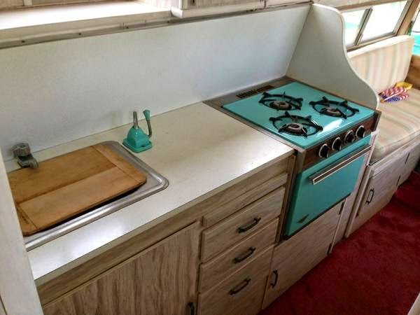 Used RVs 1968 Chevrolet Camper Van, Kamp King Koach For ...