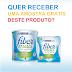 Amostras Grátis - Fibermais Fibra Alimentar Nestlé