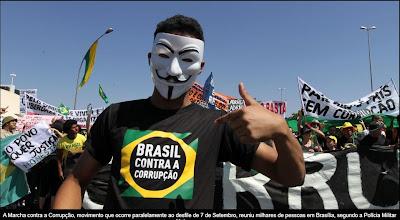 Resultado de imagem para brasil sem bandeiras