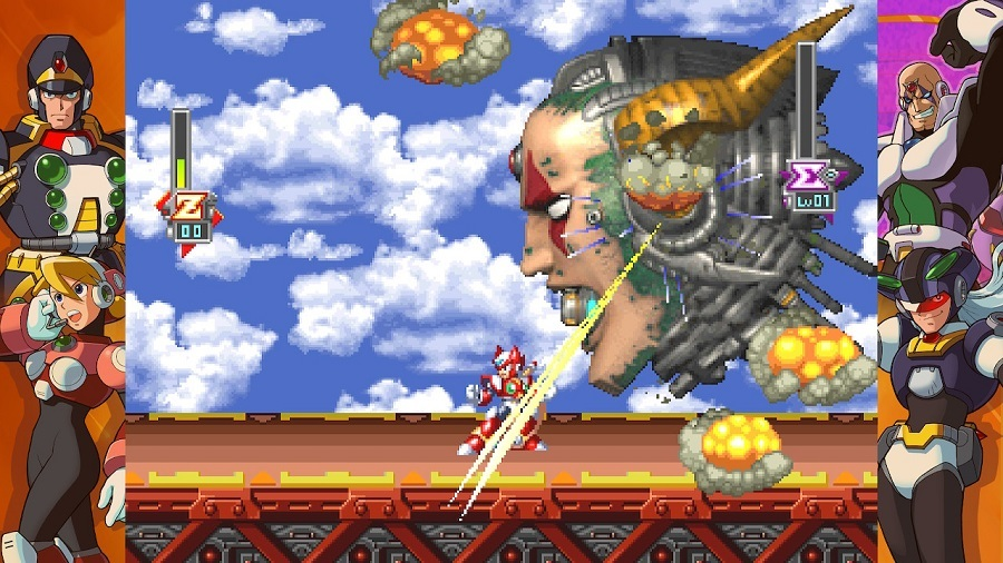Mega Man X Legacy Collection 2 Torrent Imagem