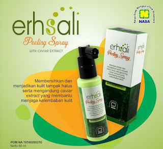 Ershali Peeling Spray