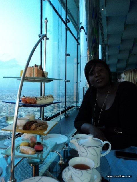 Burj Al Arab - Afternoon Tea Session - dubai
