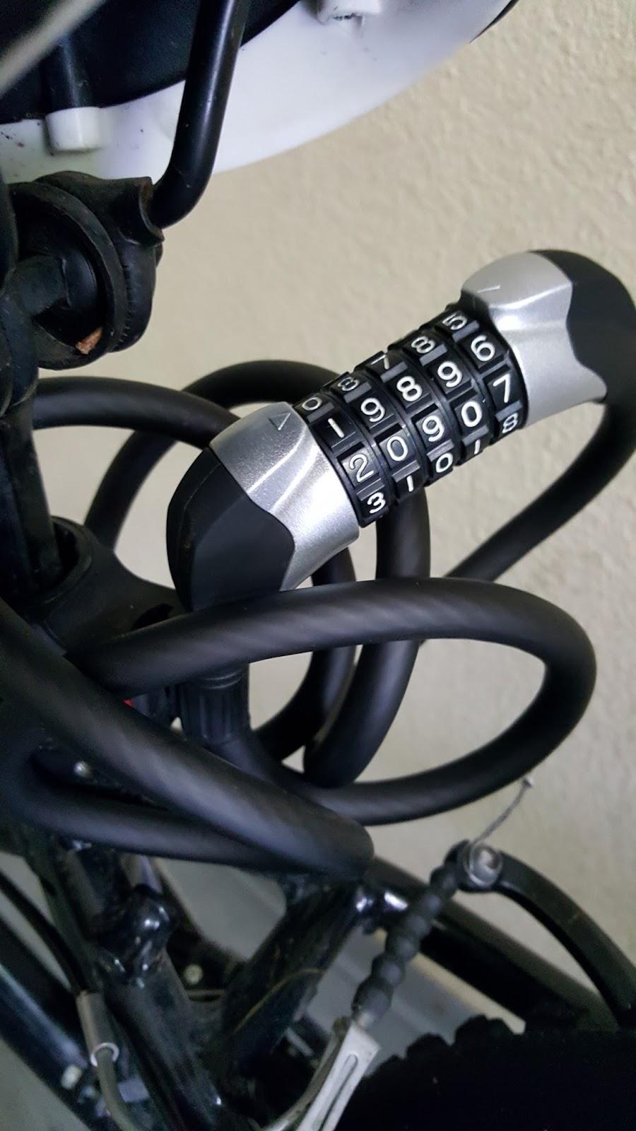 lahr2006 testet fahrradschloss blusmart mit 5stelliger. Black Bedroom Furniture Sets. Home Design Ideas