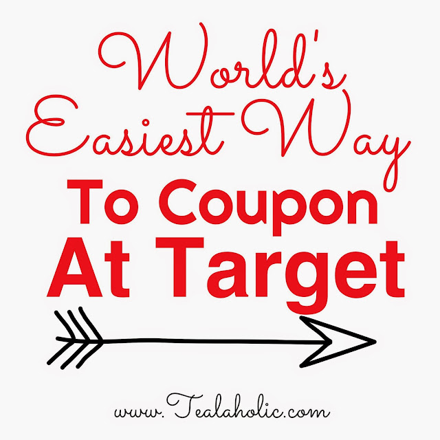 World's Easiest Way to Coupon at Target