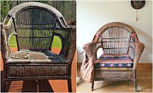Pier One Wicker Furniture Chairs