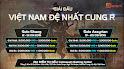 Giải Đấu AOE GameTV:  Việt Nam đệ nhất cung R.