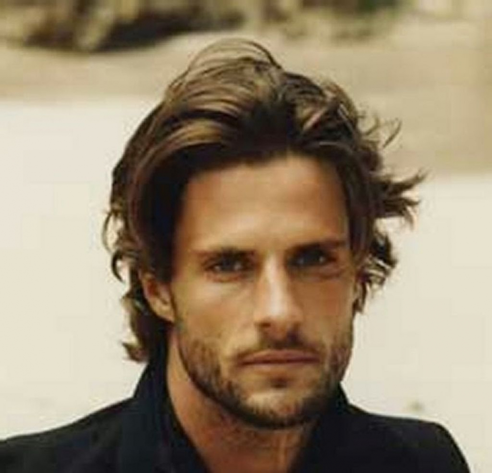 Medium Haircuts For Men Fashions Style And Hairstyle