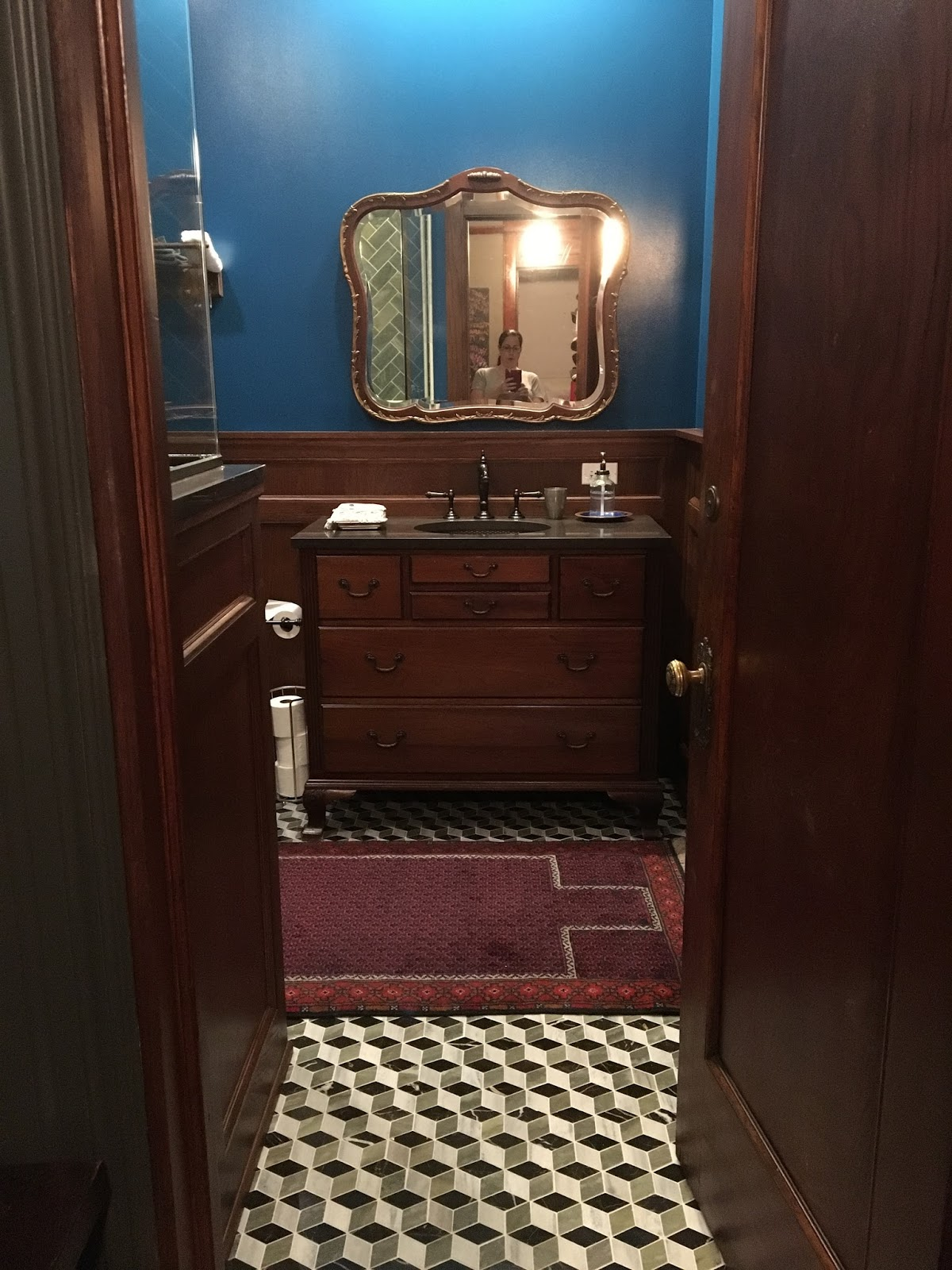 The Polymath Chronicles A Tale Of Two Bathrooms