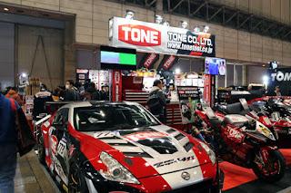 東京オートサロン 2019 TONEブース