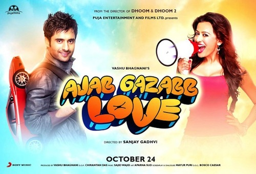 Ajab Gazabb Love - Official HD Trailer