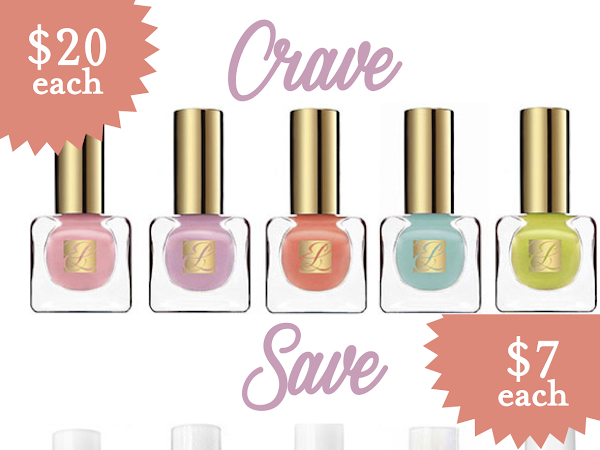 Crave or Save: Spring Nail Polish
