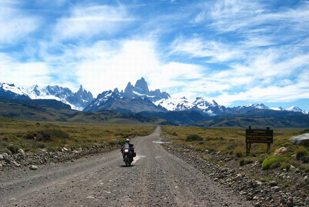 Rota Nacional 40 na Argentina