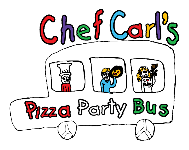 Chef Carl S Make A Pizza Party