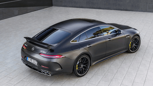 Mercedes AMG GT 4-Door Coupe Specs
