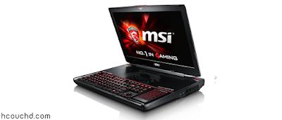 حاسوب MSI GT80