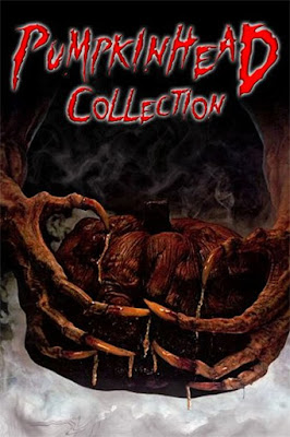 Pumpkinhead Coleccion DVD R1 NTSC Latino