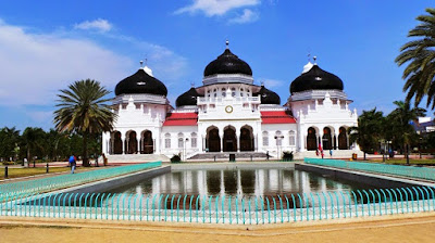 Masjid sebagai budaya peninggala bercorak Islam - berbagaireviews.com