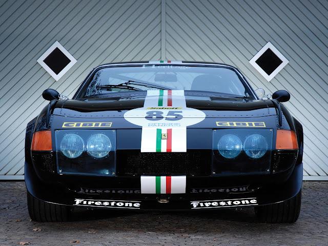 '70 Ferrari 365 GTB/4 Daytona Competizione