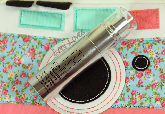 Clinique Smart Custom-Repair Eye Treatment Review
