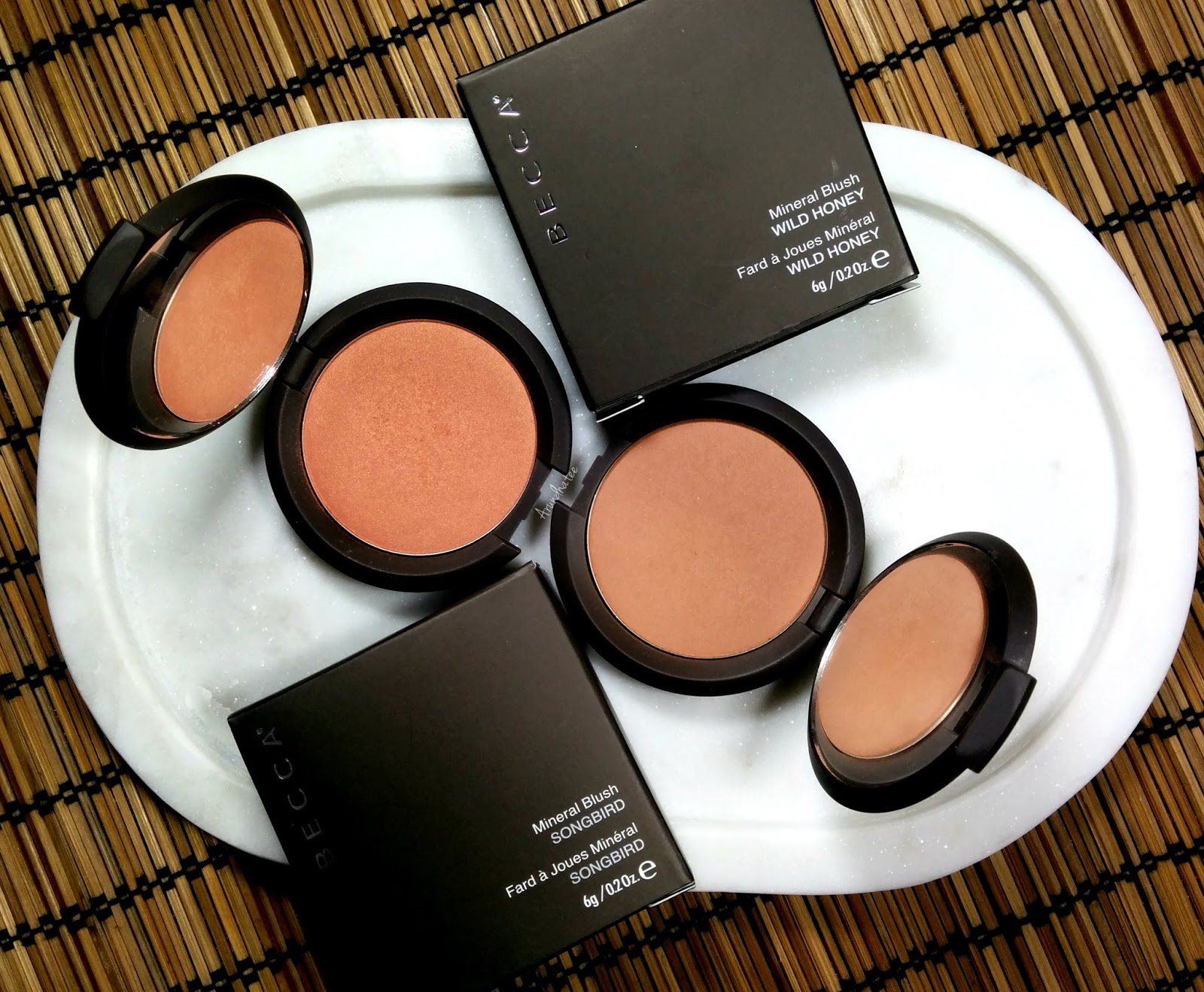 Discovering me: Becca LOVE ::: Mineral Blushes in