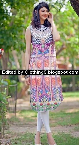 Zahra Ahmad Mystical Prints Tunics