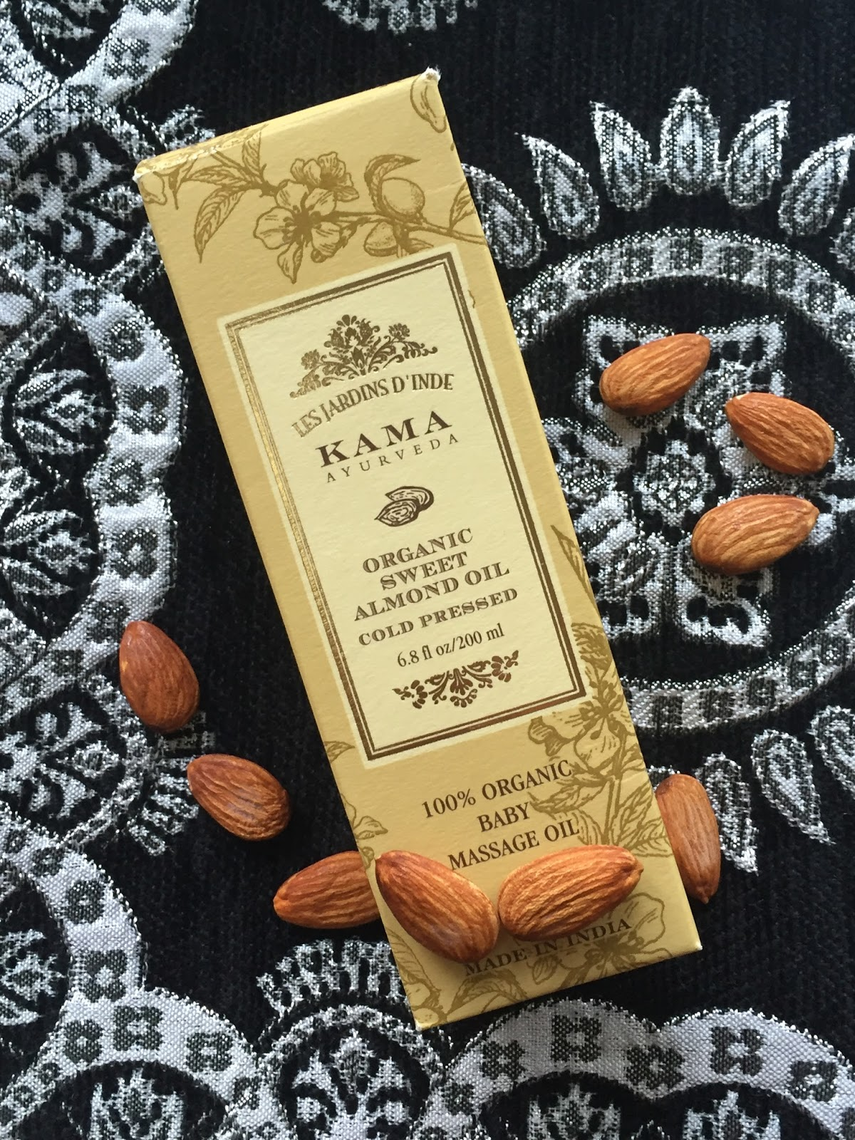 Mes Amours A K A  My Loves   : Kama Ayurveda : Organic Sweet