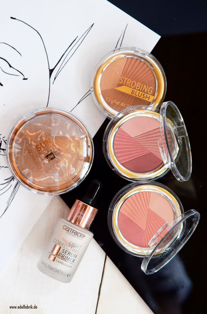Catrice Sortimentsupdate Herbst Winter 2017, Face