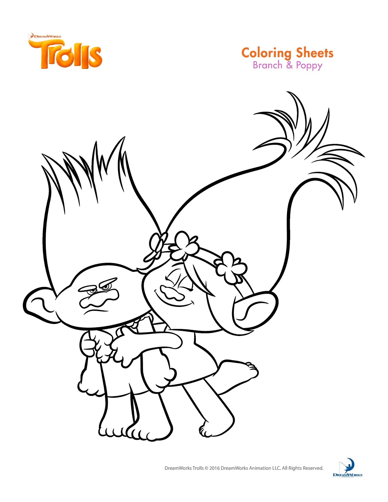 Trolls Movie In Theaters Nov 4th Free Movie Tickets And Activity Sheets
