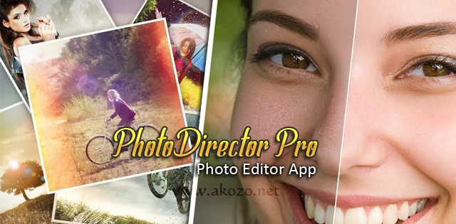 Download PhotoDirector Photo Editor App Pro Apk Gratis
