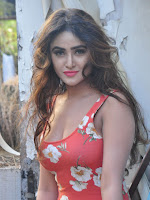 Actress Sony Charista new sizzling stills-cover-photo