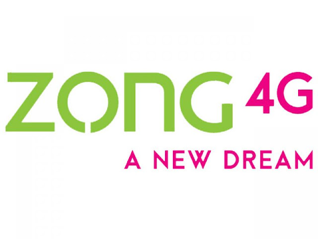 Zong Is changing itself new Zong Logo and Motto