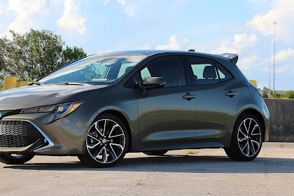 2019 Toyota Corolla Hatchback Review, Specs, Price