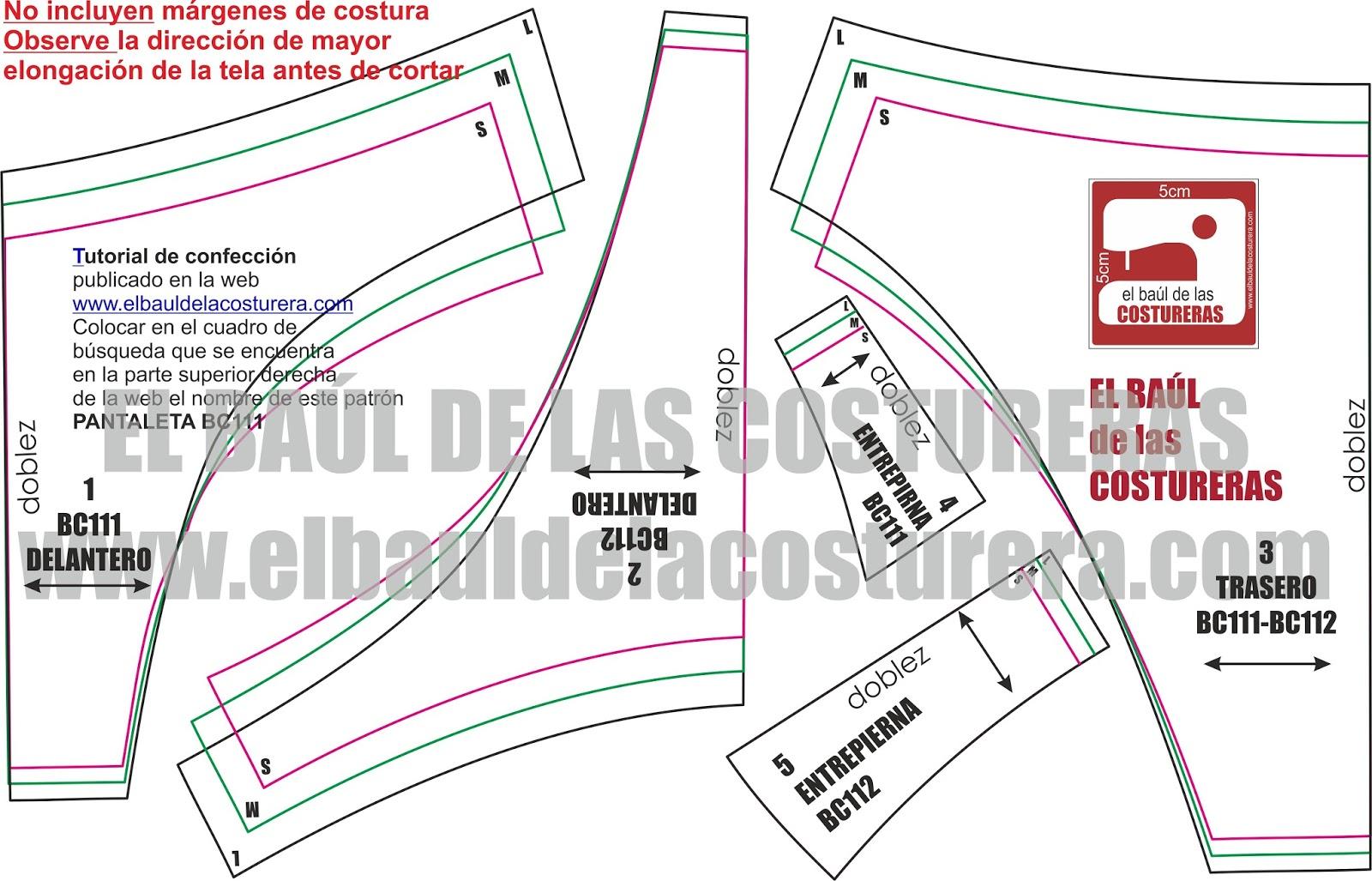 cd2045b31e Patrones de Ropa Gratis - Free Sewing Patterns