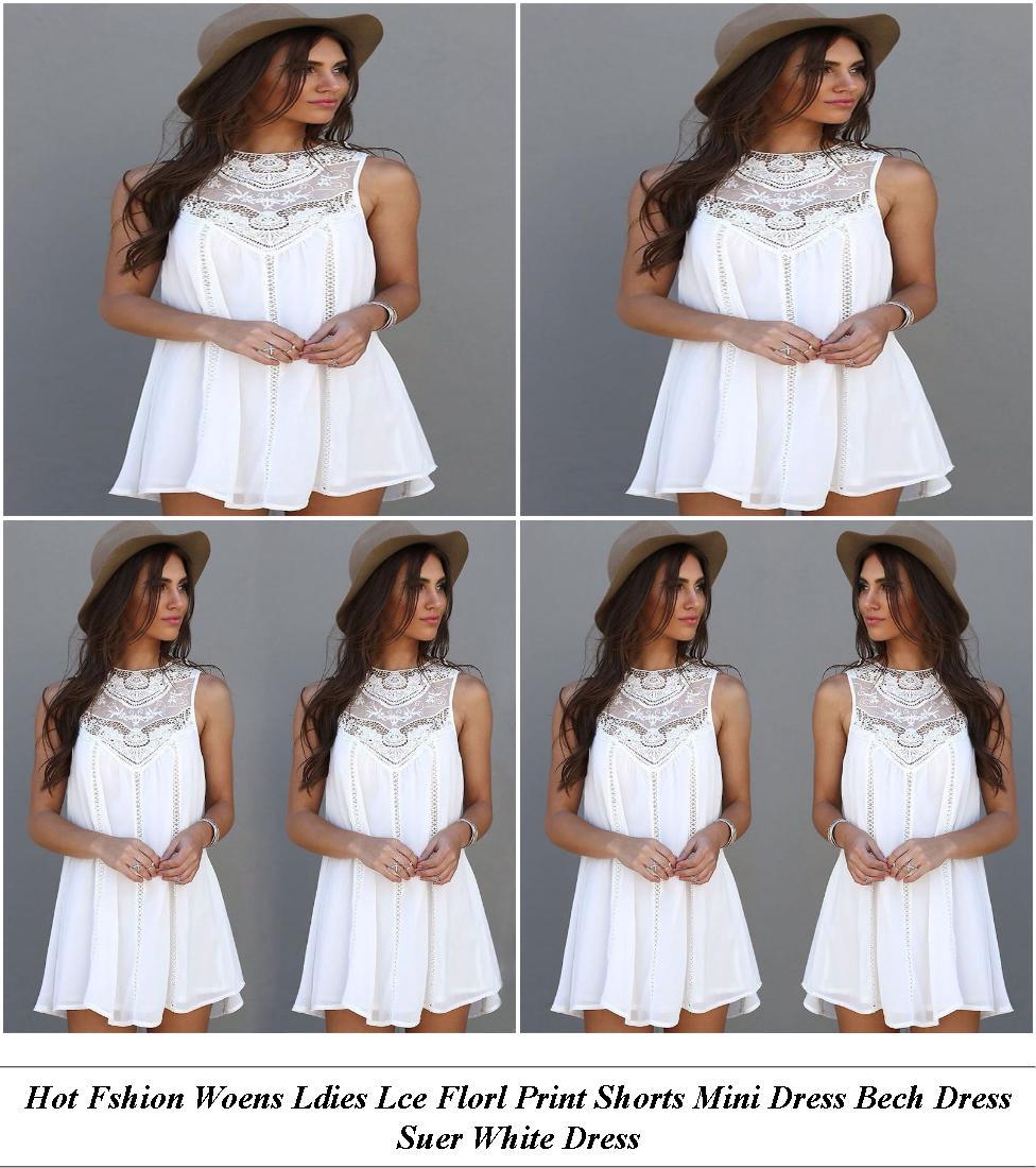 Casual Dresses - Shop For Sale - White Dress - Cheap Clothes Online Shop