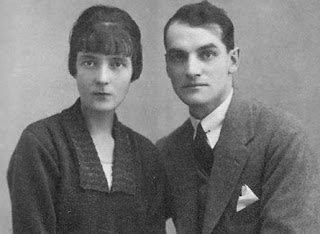 Katherine Mansfield and John Middleton Murry
