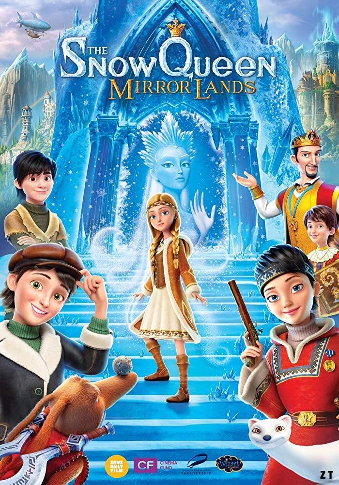 The Snow Queen, La Reine des neiges : Le Miroir [BDRip] [Streaming] [Telecharger]