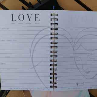 Open image of Love the Word Journal from The Bible Study Evangelista