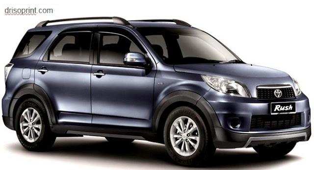 New Toyota Rush 2016