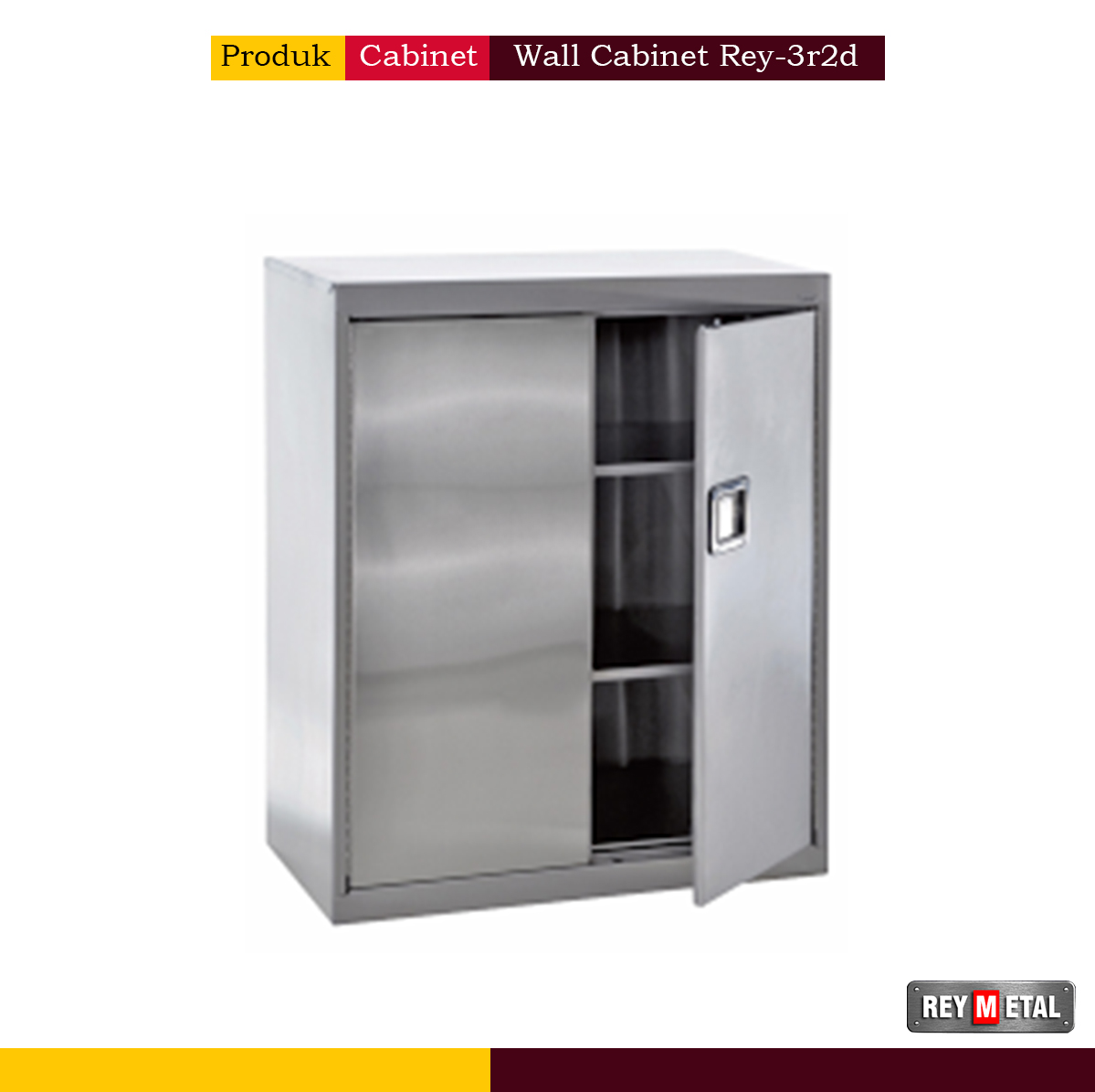 Wall Cabinet Stainless Remetal.com