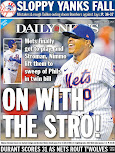 Mets take two... covers, that is
