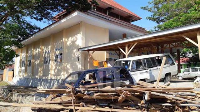 Terkena .Gempa dan Tsunami, Semua Santri dan Ustadz Pesantren Hidayatullah Selamat