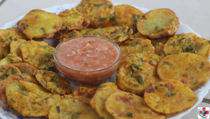 Bhajia Recipe – A tasty snack