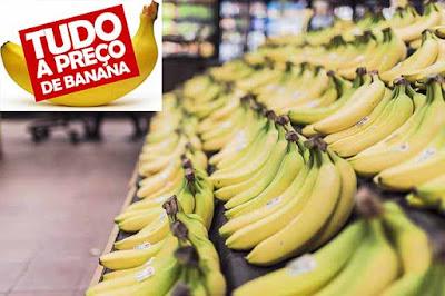 Como surgiu a Expressão 'a preço de banana'