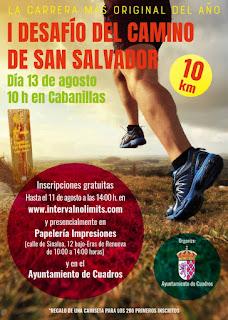 Carrera Desafio San Salvador