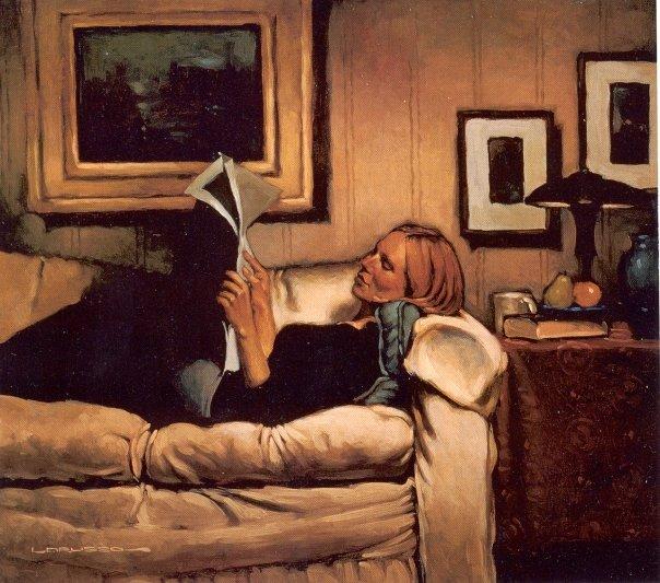 Joseph Lorusso 1966 | American Figurative painter