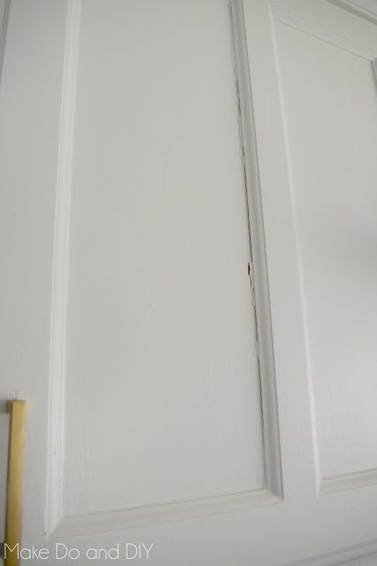 cheap painted kitchen makeover update