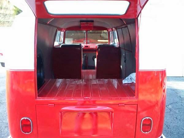 1962 VW Panel Van Walkthrough | vw bus wagon