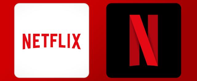 Netflix com um N vermelho ribbon - MichellHilton.com